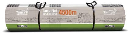 TamaNet Edge to Edge 4500m Roll