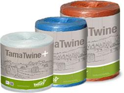 TamaTwine straw bales