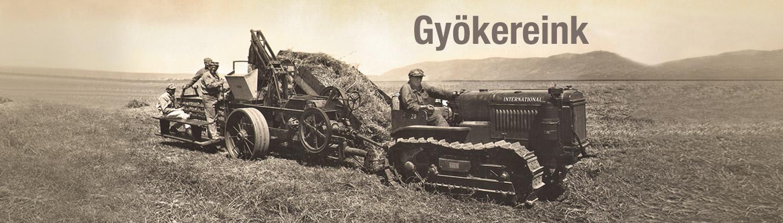 A gazdálkodási gyökerei