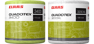 CLAAS Quadotex batch