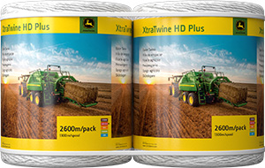 JD XtraTwine HD Plus 2600 pack
