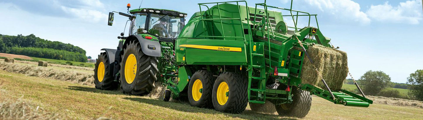 John Deere XtraTwine for Large Square Bales